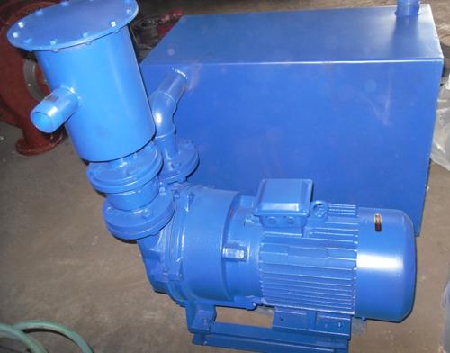 雕刻机专用真空泵2BV-5111带水箱
