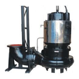 WQS双吸排污泵(带循环水)