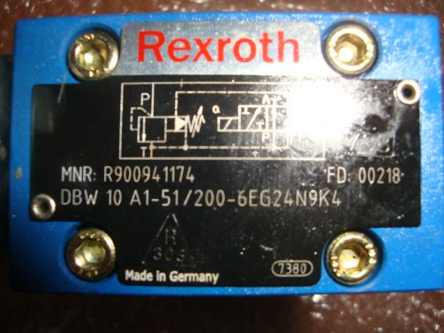 电磁溢流阀 DBW30-B2-5X350-6EG24-