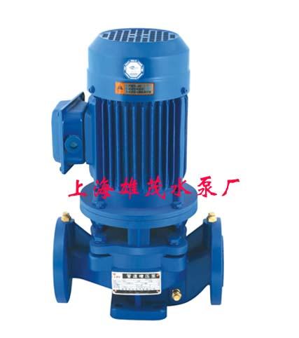 IRG热水管道泵