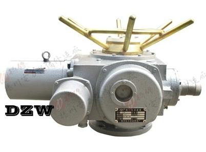 DZW电动装置 DZW电动执行器,DZW电动头
