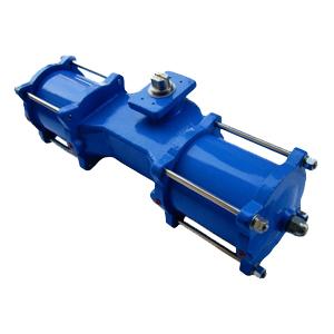 AW系列气动执行器/AW双作用气动阀门驱动装置