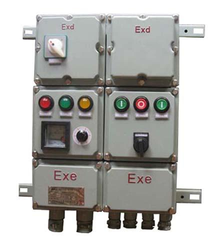 防爆型控制箱(DKX-B10A/DKX-B20A)