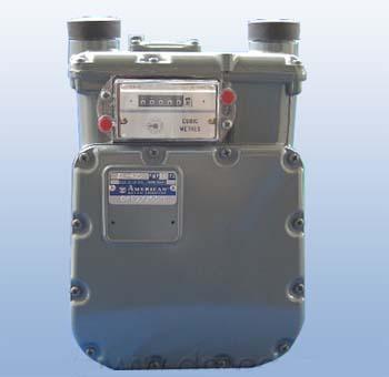 AL-425瓦斯流量计,AMCO液化气流量计,AC皮膜表