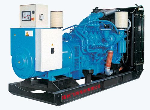 应奔驰系列柴油发电机组 520 2400kw