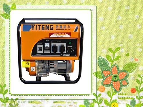 微型汽油发电机|3kw备用发电机