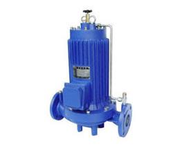 专业制造销售PBG型屏蔽式管道泵