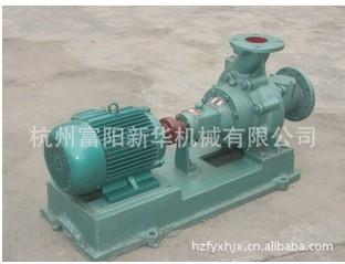 富阳新华机械厂家生产专业优质水泵-----ZJ无堵塞纸浆泵
