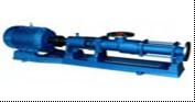 G型单螺杆泵厂家|G型单螺杆泵|不锈钢螺杆泵