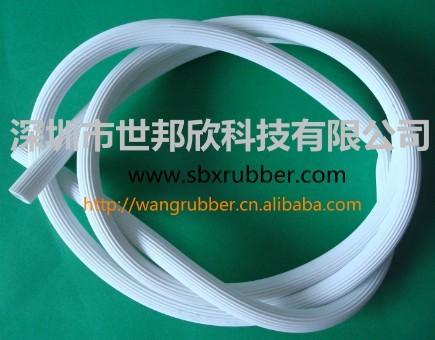 PVC花边管,打印机用PVC管,高透明PVC管