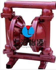 QBK新型气动隔膜泵