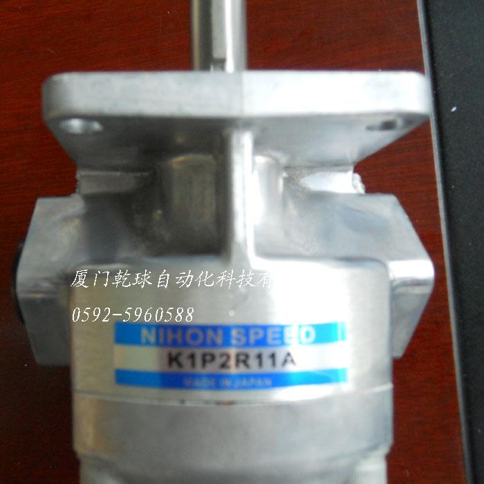 NIHON SPEED齿轮泵-乾球自动化
