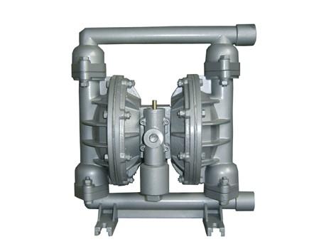 qby型气动隔膜泵|不锈钢气动隔膜泵图片