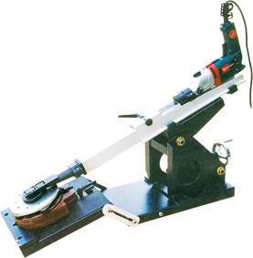 M-300型便携式阀门研磨机