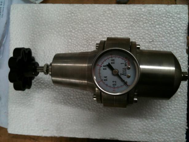 不锈钢气动减压阀