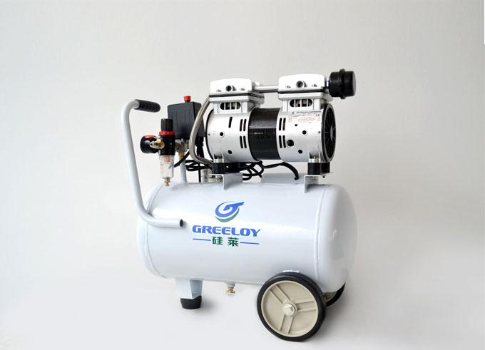 小型无油空压机GA61W