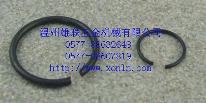 GB895, 轴用钢丝挡圈,孔用钢丝挡圈