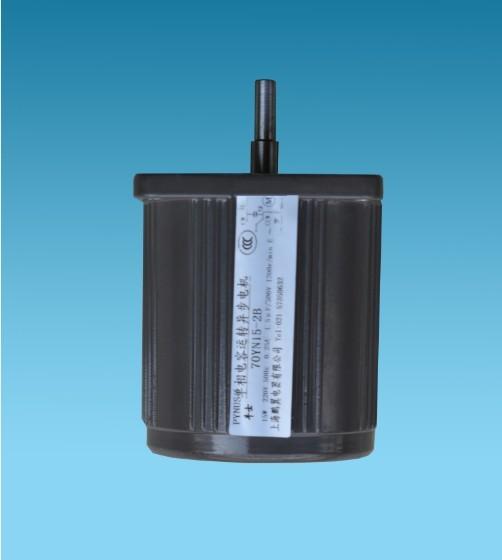 70yn15-2b减速式单相电容运转电机