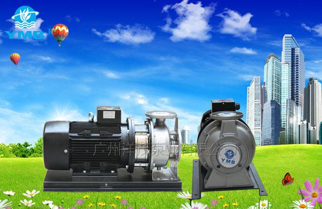 单级卧式不锈钢增压泵