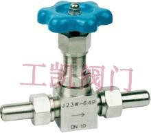厂家直销不锈钢J21针型阀上海工凯专业生产针型阀