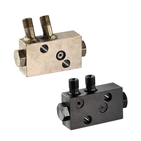 结构简单,流量可靠,同时由于在阀芯两端应用液压平衡