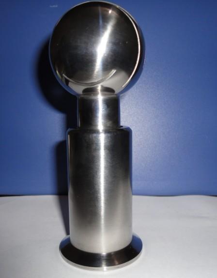 不锈钢快装式旋转清洗球