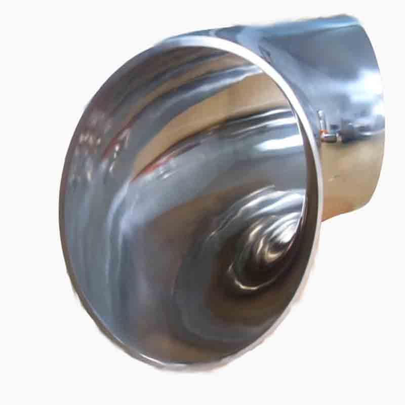 不锈钢卫生级钢管制弯头