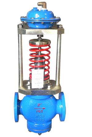 SZZCP型自力式调节阀(压差阀)