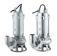 QWP无堵塞节能不锈钢潜水排污泵