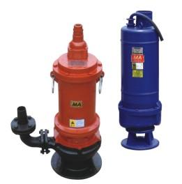 BQW矿用隔爆型潜污水电泵
