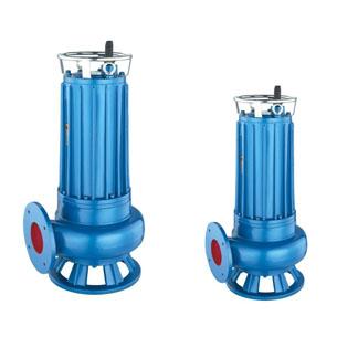WQK高效环保切割式污水泵