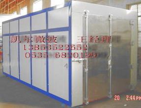 水玻璃微波固化炉|微波水玻璃快速固化表干炉