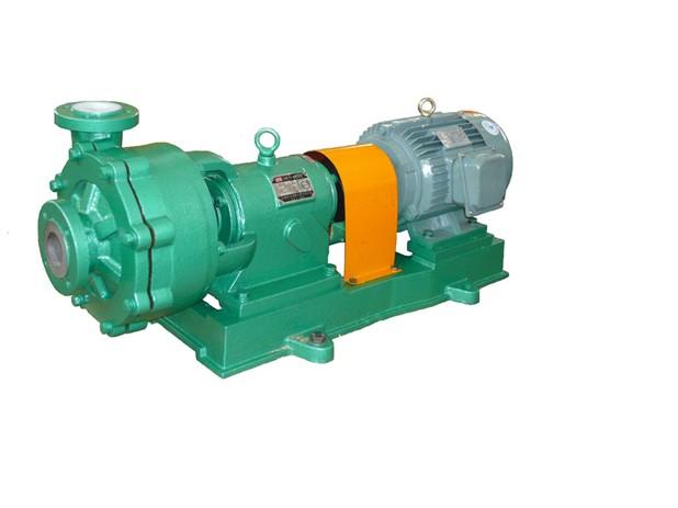 内衬氟塑料四氟泵酸泵碱泵卧龙泵阀砂浆泵UHB-ZK40/10-30