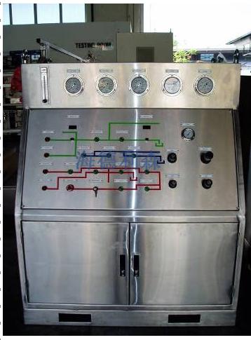 井口装置气密性试验系统