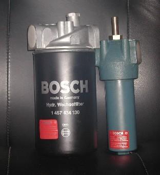 原装德国Bosch Rexroth高压滤油器及滤芯