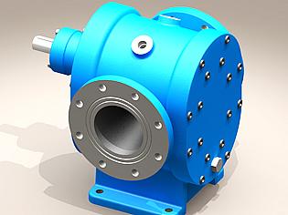 YCB0.6/0.6G保温圆弧齿轮泵