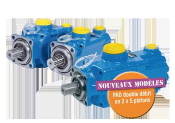 HYDRO-LEDUC水电勒杜克固定排量泵