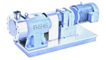 纸浆转子泵