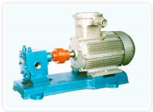 燃烧器专用高压保温齿轮泵