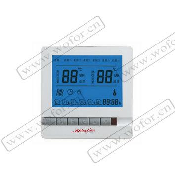 供应WF-WK02液晶温控器,液晶温控面板