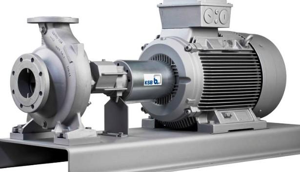 德国KSB导热油泵