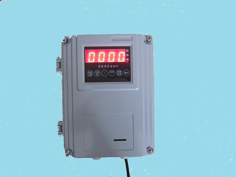 MZS-04BG型壁挂式智能转速监控仪