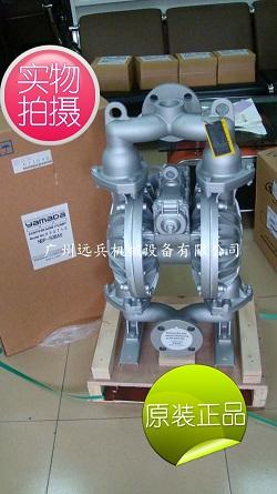 供应气动隔膜泵 日本YAMADA山田NDP-50原装进口现货充足