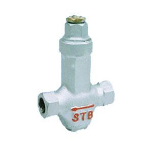 可调恒温式STB蒸汽疏水阀,螺纹连接,波纹管式疏水阀