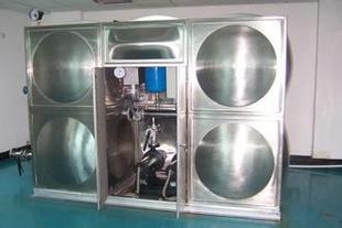 HLXB系列智能化箱式泵站