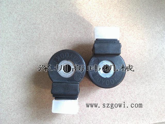 原装日本丰兴TOYOOKI电磁阀AD-SL231D-304/506/508/406D线圈