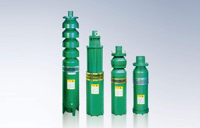 QS型潜水电泵