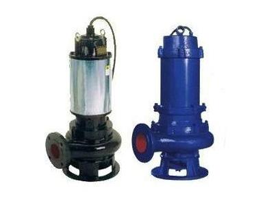 研磨式潜水排污泵