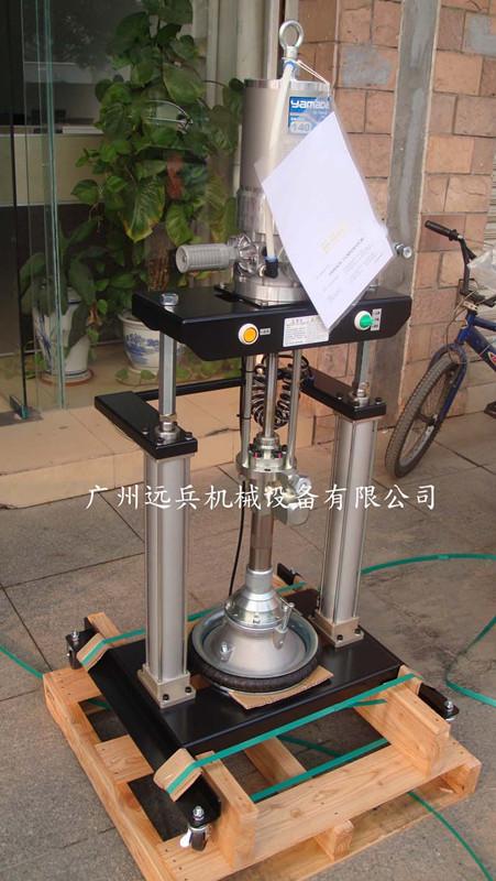 供应黄油泵 泵壳不锈钢 日本YAMADA山田SR140P50PWAL-T  原装进口现货充足