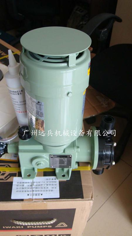 供应计量泵 日本IWAKI易威奇LK31VC-02原装现货充足